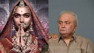 Sanjay Leela Bhansali's Padmavati Forces Amitabh Bachchan - Rishi Kapoor's 102 Not Out To Shift Dates?