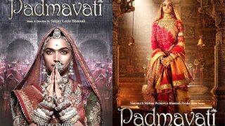 Padmavati First Look: Deepika Padukone Is All Set To Conquer With Her Jaw Dropping Beauty