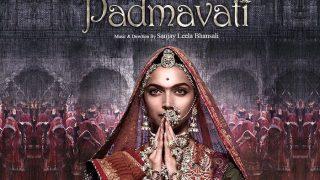 Deepika Padukone, Ranveer Singh, Shahid Kapoor's Padmavati's Teaser To Be Out On September 29