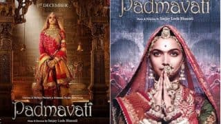 Deepika Padukone's Padmavati Look Unveiled on Navratri 2017: Rani Padmavati Looks Exquisite in Rimple & Harpreet Narula's Royal Ensemble