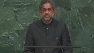 यूएन में पाकिस्तानी PM अब्बासी के 5 बड़े आरोप, भारत ने दिया तगड़ा जवाब!
