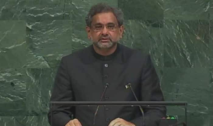 Pakistan Prime Minister Shahid Khaqan Abbasi office condemned the move. (ANI)