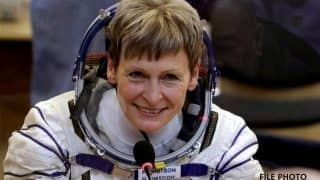 NASA Astronaut Peggy Whitson Returns to Earth, Finishes 288-Day Mission in Space