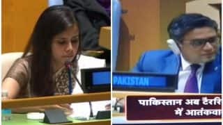 Full Text: India's Response to Pakistan at United Nations General Assembly