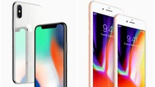 Apple iPhone X, iPhone 8, iPhone 8 Plus Launched: Price in India, Pre-order and Availability Dates