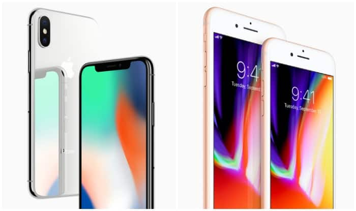 iphone 8 oder iphone x