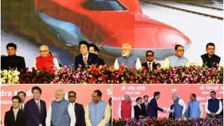 Bullet Train Journey Between Mumbai And Ahmedabad To Cost Rs 3000 to Passengers