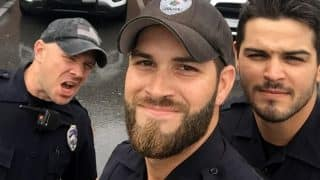 Gainesville Police Department Cops' Selfie After Hurricane Irma Work Went Viral As Women Couldn't Stop Swooning Over Handsome Officers