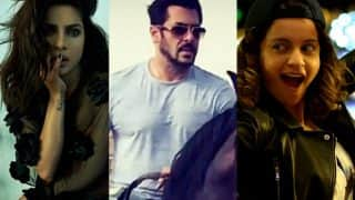 Priyanka Chopra Stirs Up A Controversy; Salman Khan Wraps Tiger Zinda Hai; Kangana Ranaut Has The Last Laugh: Bollywood Week In Review