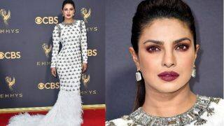 Priyanka Chopra's Primetime Emmy Awards 2017 Red Carpet Appearance Was Nothing Less Than a Fairytale!