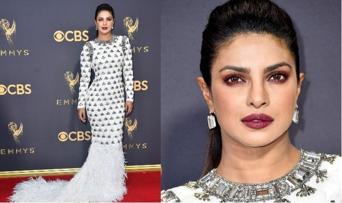 Watch Priyanka Chopra's deck up Emmy appearance