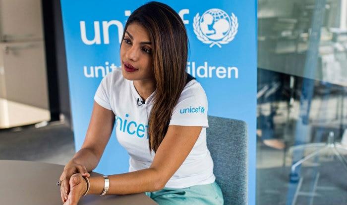 Priyanka Chopra Conveys A Message To Shah Rukh Khan Akshay Kumar Katrina Kaif from UNICEF Jordan