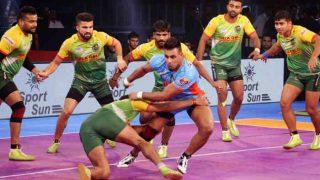 प्रो कबड्डी लीगः रोमांचक मुकाबले में बंगाल वॉरियर्स ने दी पटना पाइरेट्स को मात