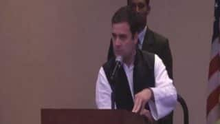 Rahul Gandhi in New York: Original Congress Movement Was an NRI Movement; Here Are Top Quotes