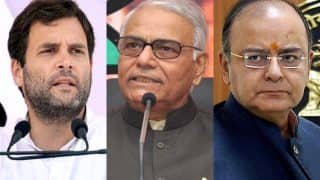 Congress Attacks BJP Over Yashwant Sinha's 'I Need to Speak Up Now' Article, Rahul Gandhi Takes a Dig at Arun Jaitley