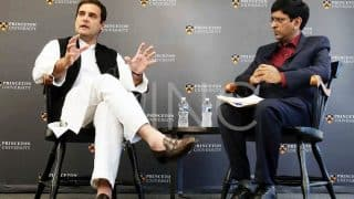 Rahul Gandhi Says Creating Jobs is The Biggest Challenge: Key Highlights From His Conversation at Princeton