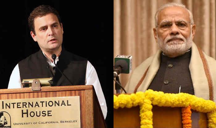 कांग्रेस उपाध्यक्ष राहुल गांधी ने विदेशी धरती से प्रधानमंत्री नरेंद्र मोदी पर वार किया है...