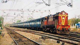 रेल यात्रियों को बड़ा झटका, सोने के समय में की गई एक घंटे की कटौती
