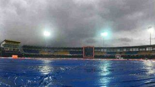 South Africa vs India 1st Test Day 3: Morning Session Washed Away by Rain