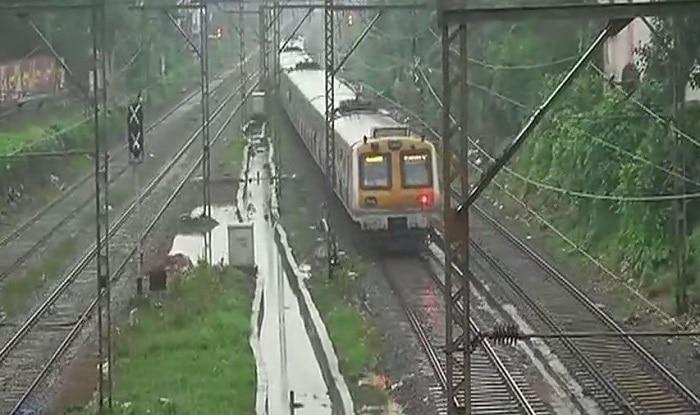 Mumbai Rains Updates: Local Train Services Resume