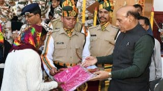 People Living at India-China Border Are 'Strategic Assets', Should Not Migrate: Rajnath Singh in Uttarakhand