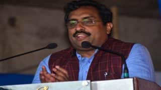 Ram Temple Matter in Supreme Court, Talks Can be Held After Legal Process is Completed: BJP Leader Ram Madhav on Sri Sri Ravi Shankar's Ayodhya Visit