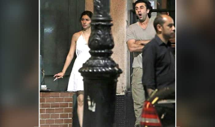 Photos of Mahira, Ranbir sharing a smoke ignite social media debate