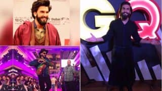 6 Times Padmavati Actor Ranveer Singh Left us Stunned in Quirky Outfits
