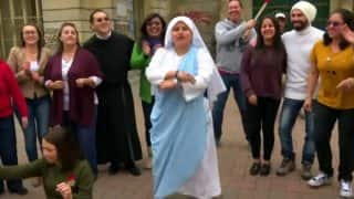 Rapping Nun To Perform During Pope Francis' Colombia Visit (Watch Video)