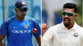 Ranji Trophy 2017-18: Ravi Ashwin, Ravindra Jadeja Likely to Play First Round This Season