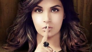 Richa Chadda is Selected as The Face And Voice of The Save The Elephants Campaign With PETA