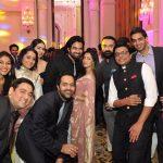 Riya Sen - Shivam Tewari's Chemistry Is Unmissable At Their Wedding Reception In Delhi - See Pics