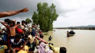 Monsoon Threatens Over A Million Rohingyas in Bangla Camp; India Fears Mass Influx