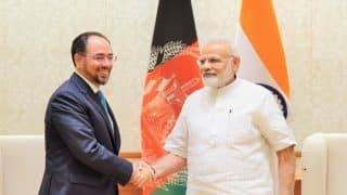 PM Narendra Modi Reiterates India's Strong Support to Afghanistan in Fighting Terrorism