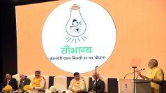 Saubhagya Yojna: Modi Government Promises Complete Electrification of India by December 2018