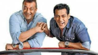Does Sanjay Dutt's Late Night Visit To Salman Khan Suggest All Is Well Between Them?