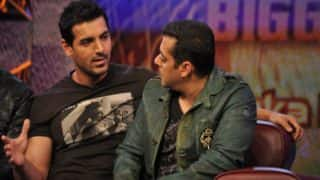 Salman Khan Does Not Let Old Rival John Abraham To Be A Part Of Race 3?