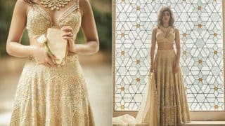Samantha Ruth Prabhu and Naga Chaitanya's Wedding: Soon-To-Be-Bride Samantha Gives Us a Sneak Peek of Her Wedding Attire
