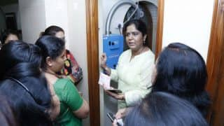 Sanitary Napkin Vending Machines Installed in Ladies Washrooms in New Delhi: Department of Personnel & Training