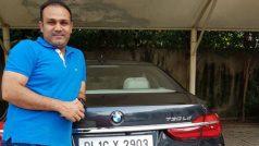 Tendulkar Gifts Sehwag a Brand New BMW