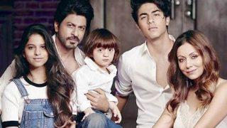 तो इस वजह शाहरुख खान  नहीं चाहते कि  उनके बच्चे बड़े हों