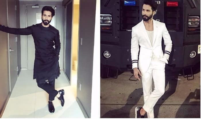 Shahid Kapoor Dressing Style 9 Times He Wooed Us With His Style