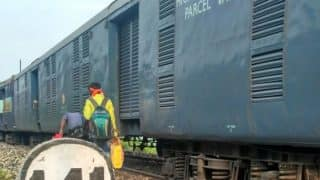 UP: Seven Coaches of Shaktipunj Express Derailed in Sonbhadra, no Casualties Reported