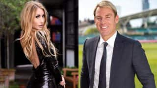 Shane Warne Accused Of Hitting Porn Star Valerie Foxx In The Face In London Nightclub