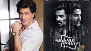 Shah Rukh Khan To Star In The Bollywood Remake Of R Madhavan – Vijay Sethupathi's Tamil Blockbuster Film Vikram Vedha?