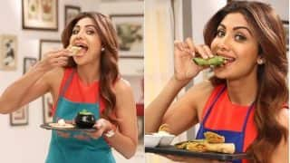 Shilpa Shetty Kundra's Diet: Here is What Shilpa Eats in a Day to Maintain Her Svelte Figure