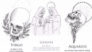 Artist's Take on What Different Zodiac Signs Mean is Unlike Anything You Have Ever Seen