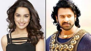 Prabhas Welcomes Shraddha Kapoor On Saaho Sets In Typical Hyderabadi Style