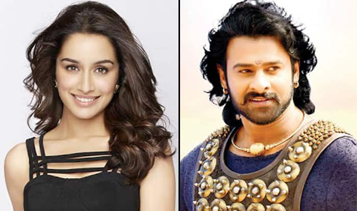 Prabhas' treat for Shraddha Kapoor