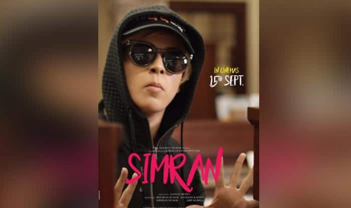 Kangana Ranaut's Simran movie review